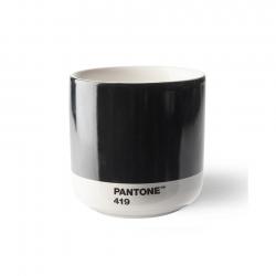 Pantone Espresso Termokrus 10 cl Sort