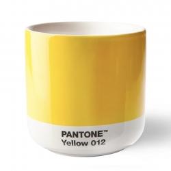 Pantone Latte Termokrus 22 cl Gul
