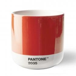 Pantone Latte Termokrus 22 cl Rød