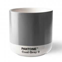 Pantone Latte Termokrus 22 cl Mørkegrå