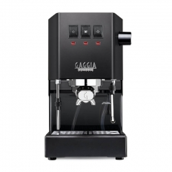 Gaggia Classic Pro Sort Espressomaskine Inkl. Kværn, Kaffe & Baristaudstyr