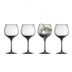 Lyngby Palermo Gin & Tonic Glas 65 cl 4 Stk