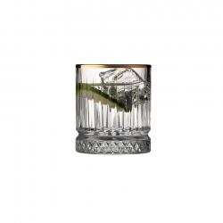 Lyngby Firenze Gold Vandglas 21 cl 4 Stk