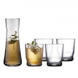 Lyngby Lissabon Karaffelsæt 1 L Inkl. 4 Glas