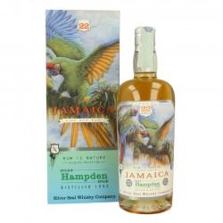 Silver Seal Jamaica Rum Hampden 22 år 1993-2015