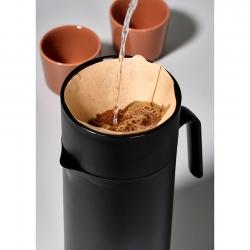 Zone Singles Kaffefilter 13,4 x 11,5 cm Sort