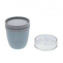 Mepal Ellipse Mini Frokostbæger Nordic Blue