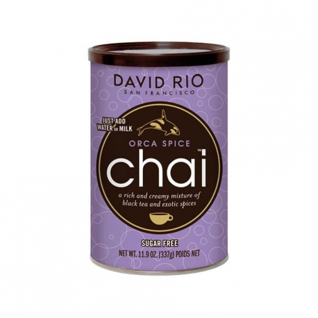 David Rio Chai Orcha Spice Sukkerfri 398g