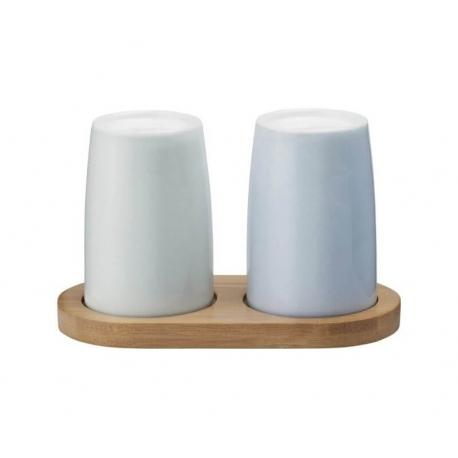 Stelton Emma Salt & Peber-sæt - Blå