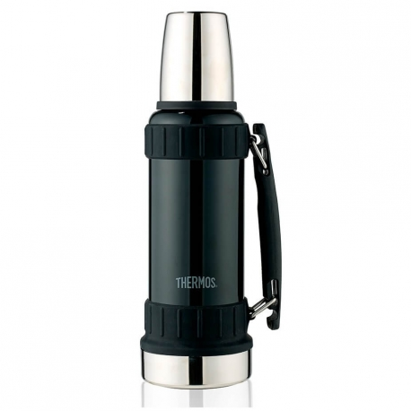 Thermos Work Termoflaske 1,2 L Sort