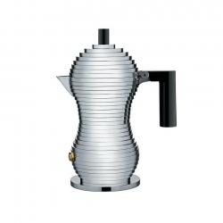 Alessi Pulcina Espressokande Sort 1 Kop.
