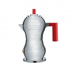 Alessi Pulcina Espressokande Rød 1 Kop.