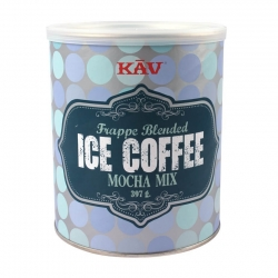 KAV Mocha Freeze Iskaffe