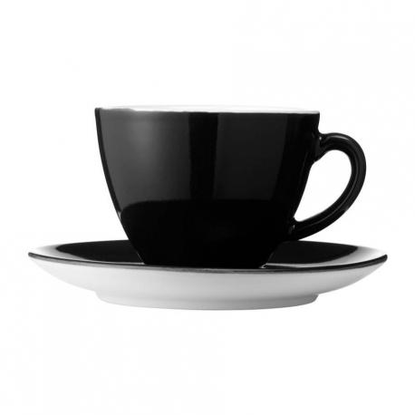 Kaffekopper 6 stk 0,15L Sort