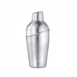 Bredemeijer Shaker m/si 0,5 L Mat