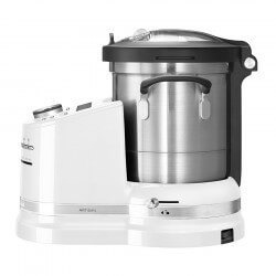 KitchenAid Artisan Cookprocessor Frosted Pearl