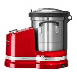 KitchenAid Artisan Cookprocessor Rød