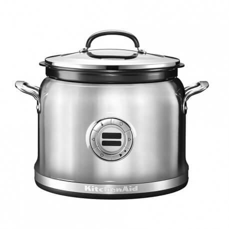 KitchenAid Multi-cooker Stål