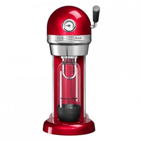 KitchenAid Artisan Sodavandsmaskine Rød Metallic