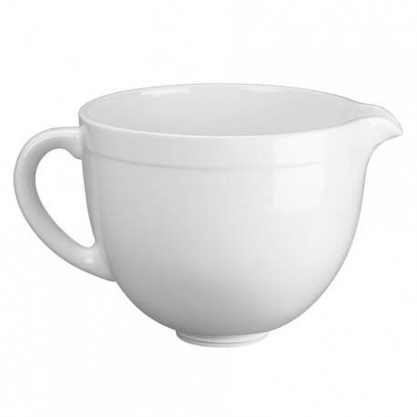 KitchenAid Artisan Keramikskål Hvid