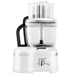 KitchenAid Artisan Foodprocessor 4L Frosted Pearl