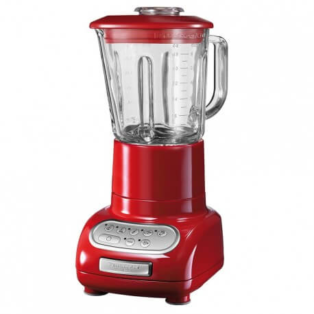 KitchenAid Artisan Blender 1,5L + 0,75L Rød