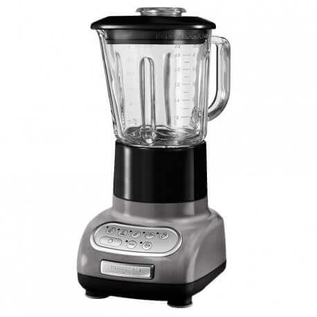 KitchenAid Artisan Blender 1,5L + 0,75L Sølv