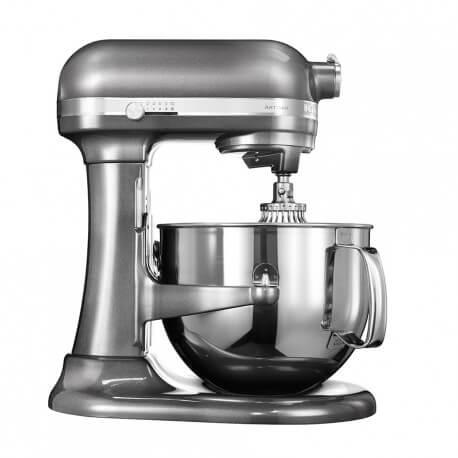 KitchenAid Artisan Standmixer 6,9L Sølv