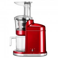 KitchenAid Artisan Slowjuicer Rød Metallic