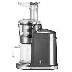 KitchenAid Artisan Slowjuicer Sølv