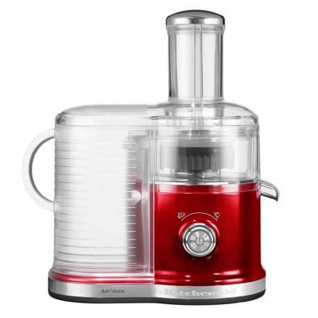 KitchenAid Artisan Saftpresser Rød Metallic