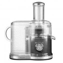 KitchenAid Artisan Saftpresser Sølv
