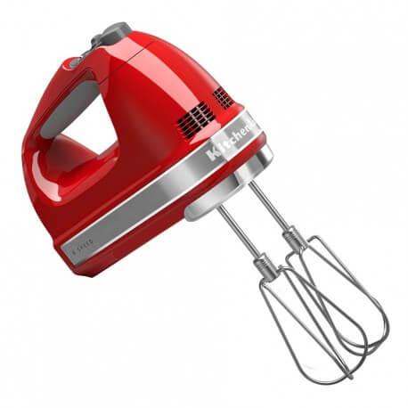 KitchenAid Håndmixer Rød
