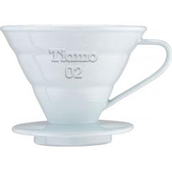 Espresso Gear Filterholder Porcelæn Hvid