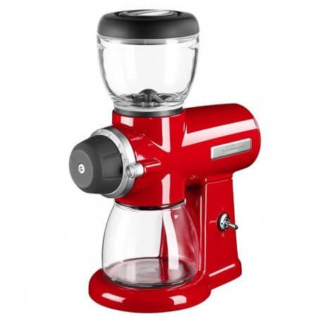 KitchenAid Artisan Espressokværn Rød