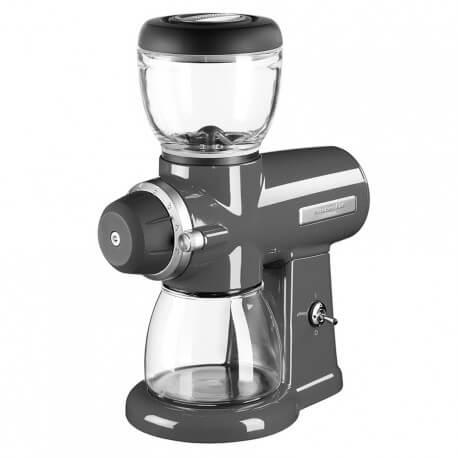 KitchenAid Artisan Espressokværn Sølv