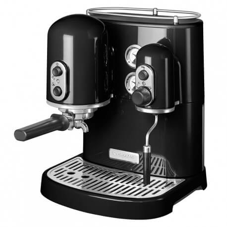 KitchenAid Artisan Espressomaskine Sort