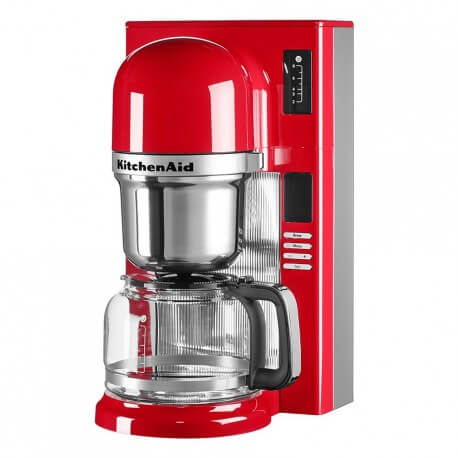 KitchenAid Pour Over Kaffemaskine Rød