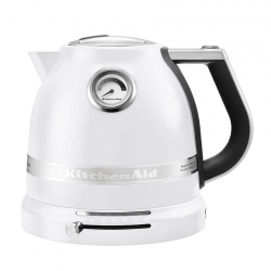 KitchenAid Artisan Elkedel Frosted Pearl