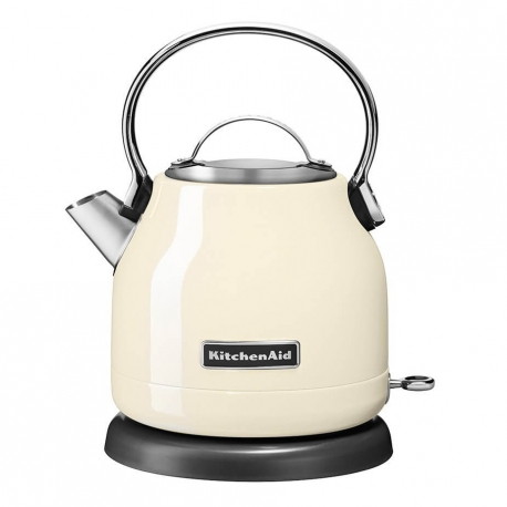 KitchenAid Elkedel 1,25 L Creme