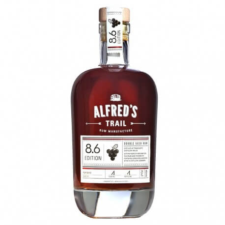 Alfreds Trail Edition 8.6 Belize Port Finish