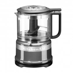 KitchenAid Mini-foodprocessor Contour Silver