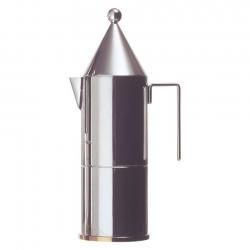Alessi La Conica Espressokande 6 Kop.