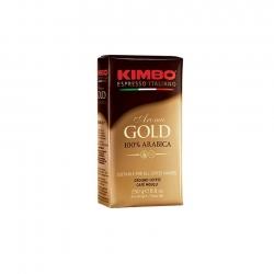 Kimbo Gold 250g malet kaffe