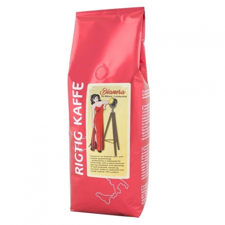 Rigtig Kaffe Dianora 500g