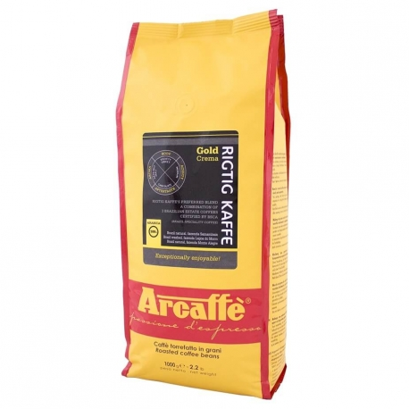 Arcaffe Rigtig Kaffe Gold Crema v/24kg