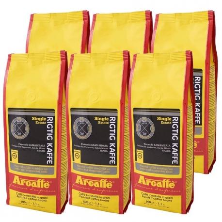 Arcaffe Rigtig Kaffe Samambaia 6x500g