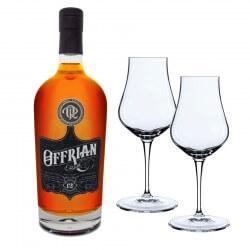 Offrian 12 Años Rum Inkl. Romglas