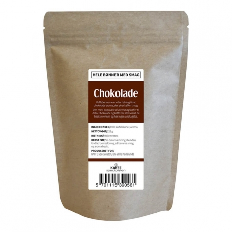 Chokolade Smagskaffe 225g