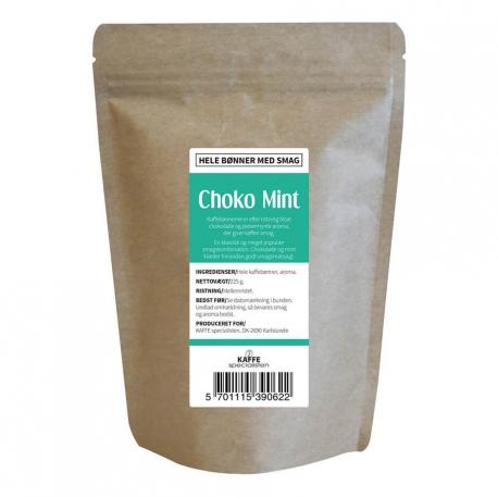 Choko Mint Smagskaffe 225g